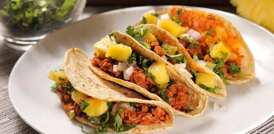 Tacos al pastor, lo mejor de México para ti