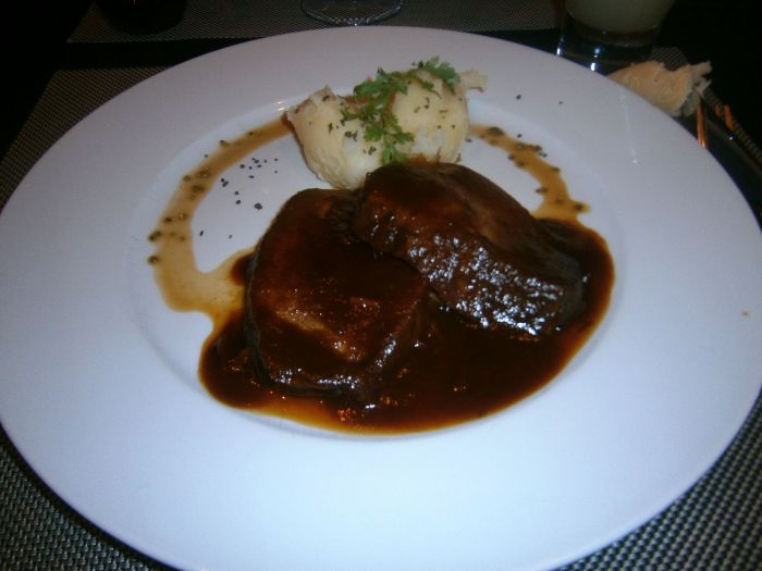 Receta de asado redondo de carne de res