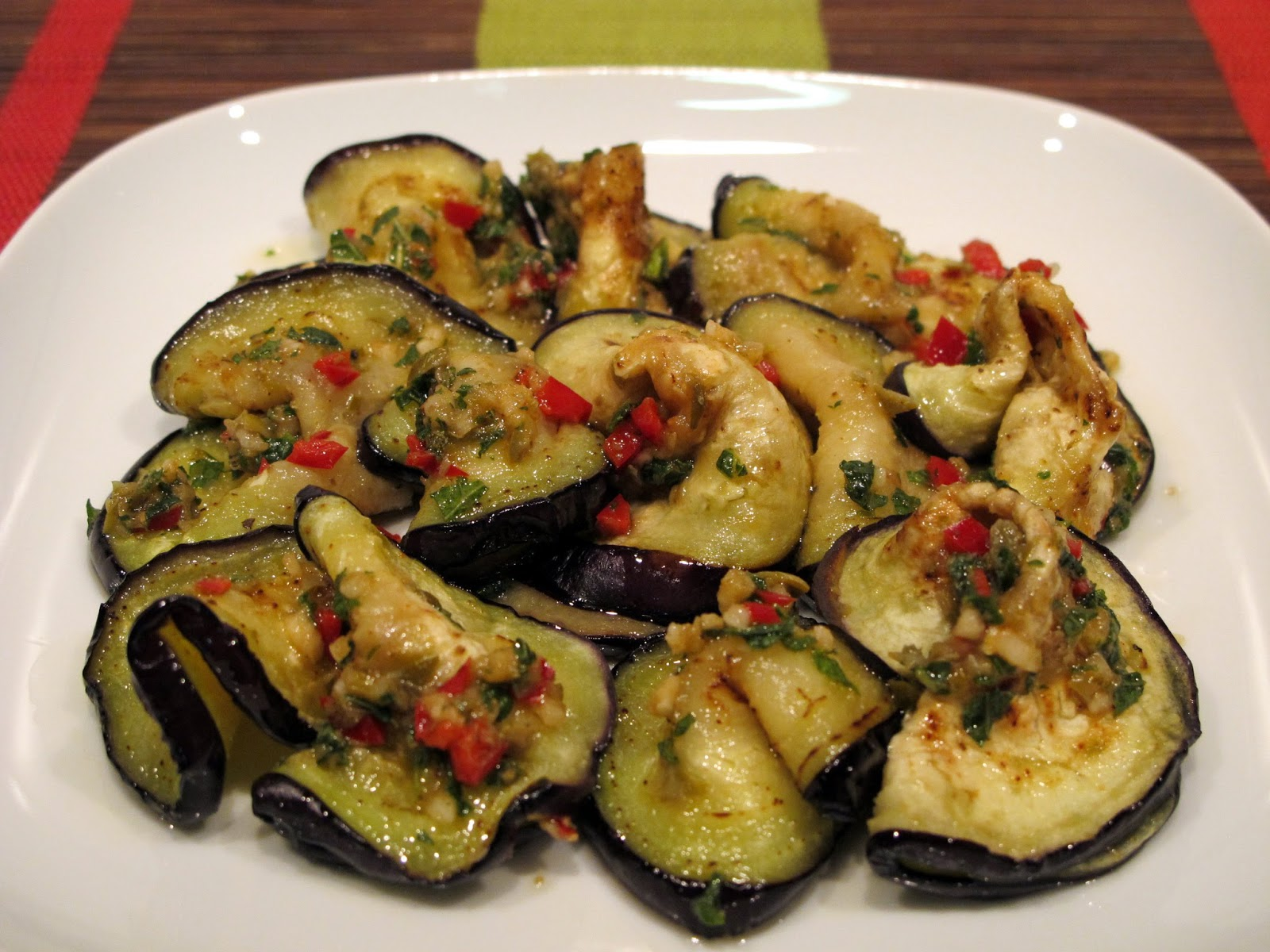 Berenjenas a la plancha ricas y f ciles mil recetas - Comidas saludables y faciles de preparar ...
