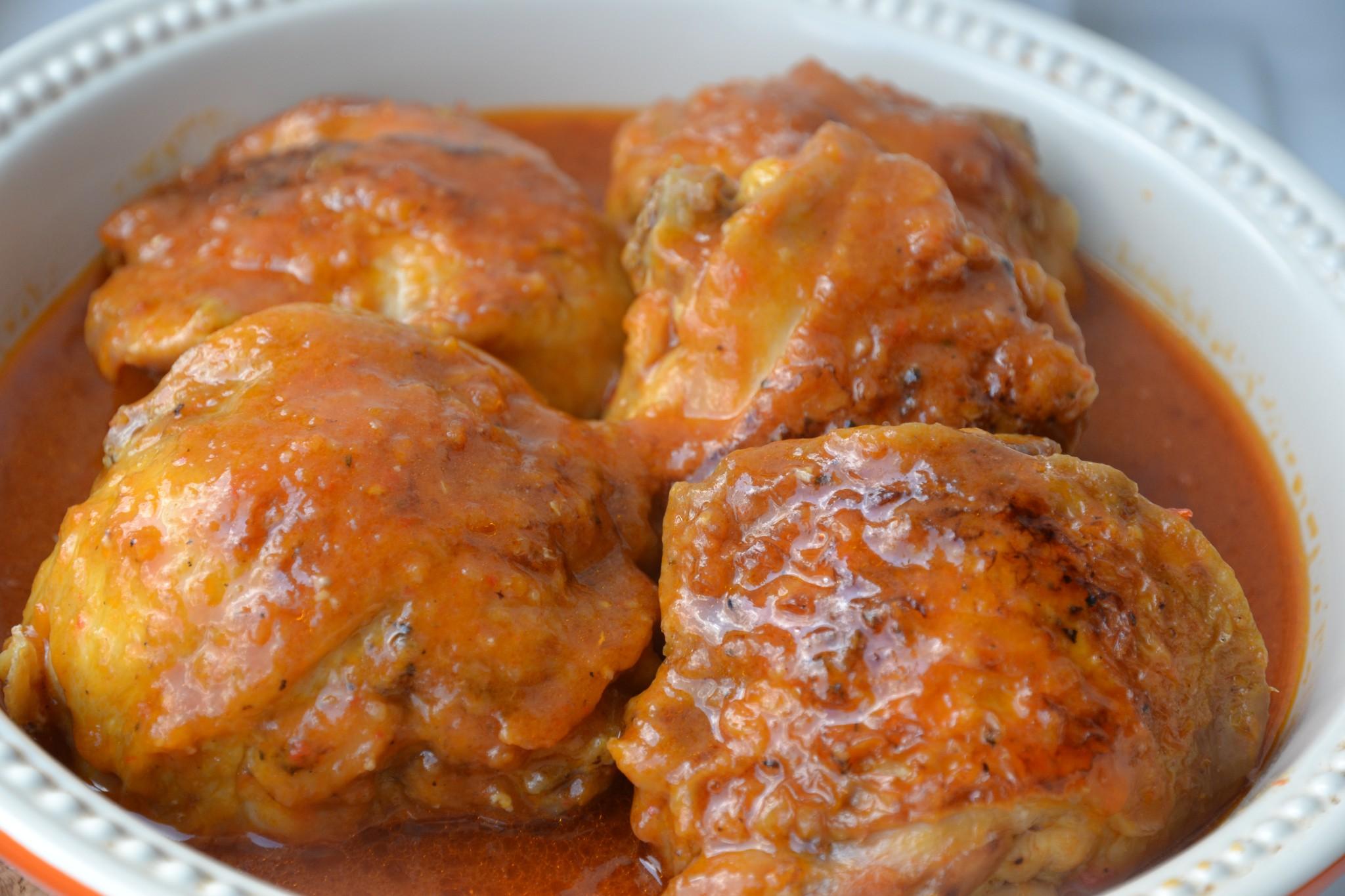 Recetas con guiso de pollo mil recetas - Pollo de corral guisado ...