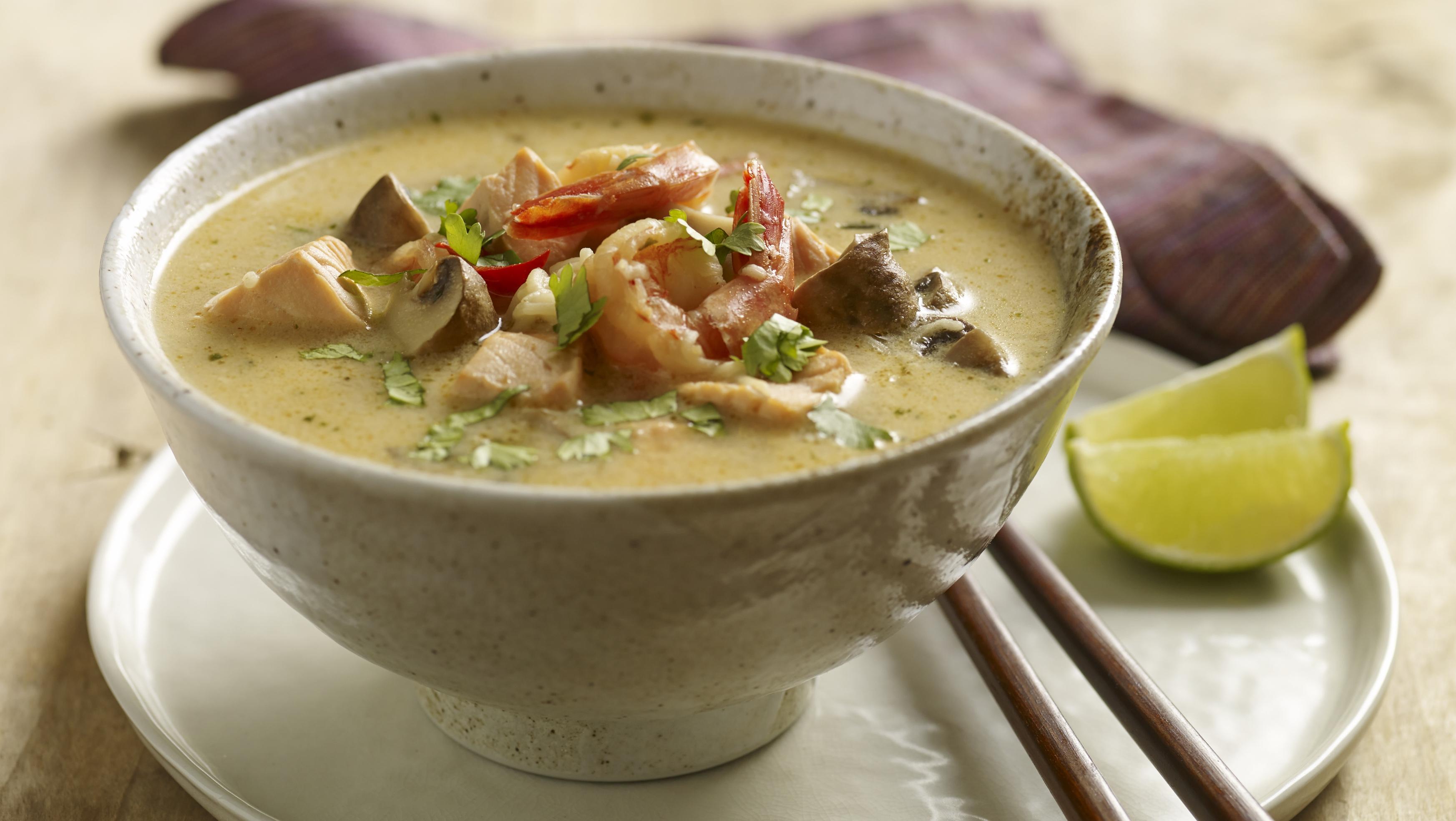 Recetas con caldo de pollo mil recetas - Como hacer sopa de setas en minecraft ...