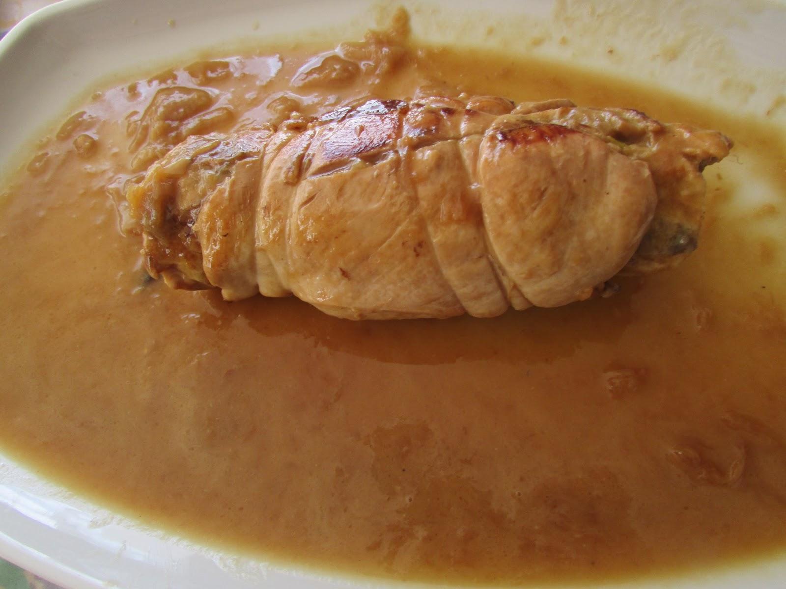 Salsas para pollo mil recetas - Salsas para pechuga de pollo ...