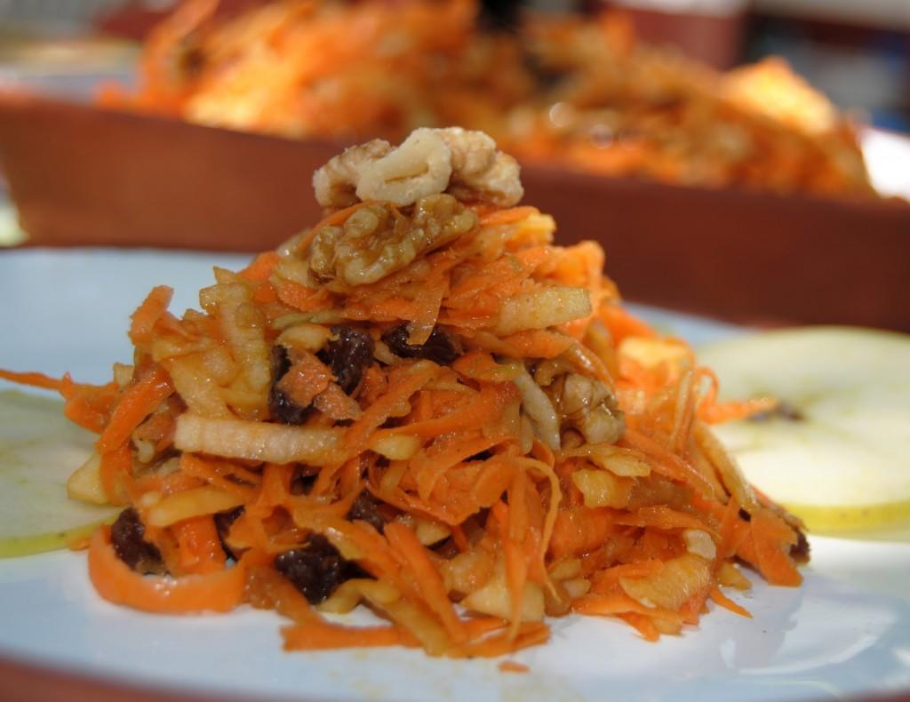 Ensalada de zanahoria con pasas mil recetas - Ensalada de apio y zanahoria ...
