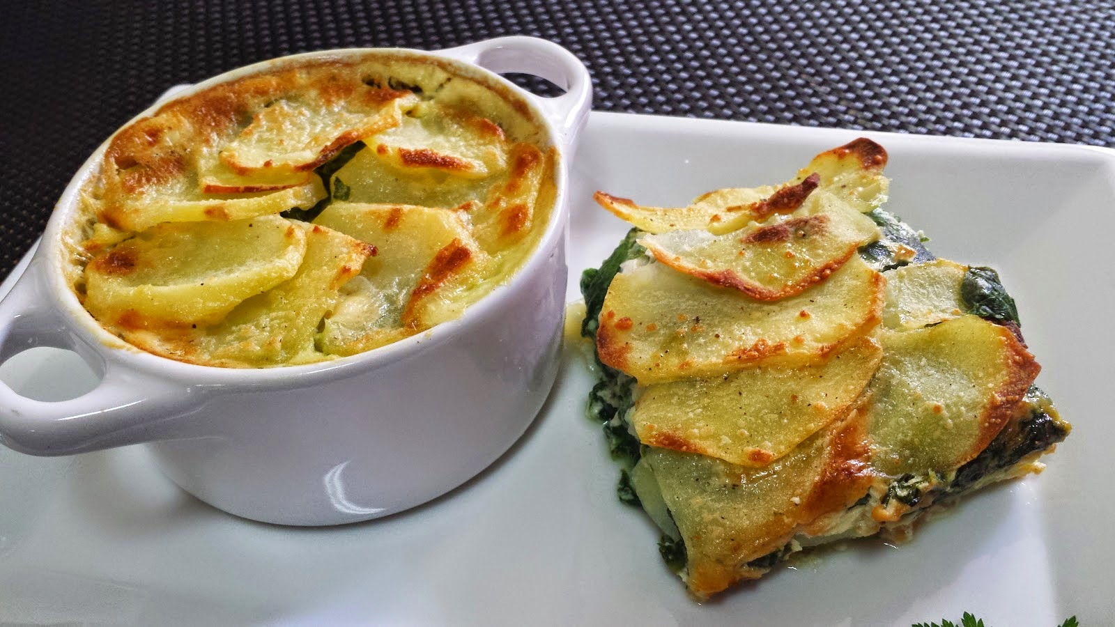 Recetas con espinacas mil recetas for Platos para