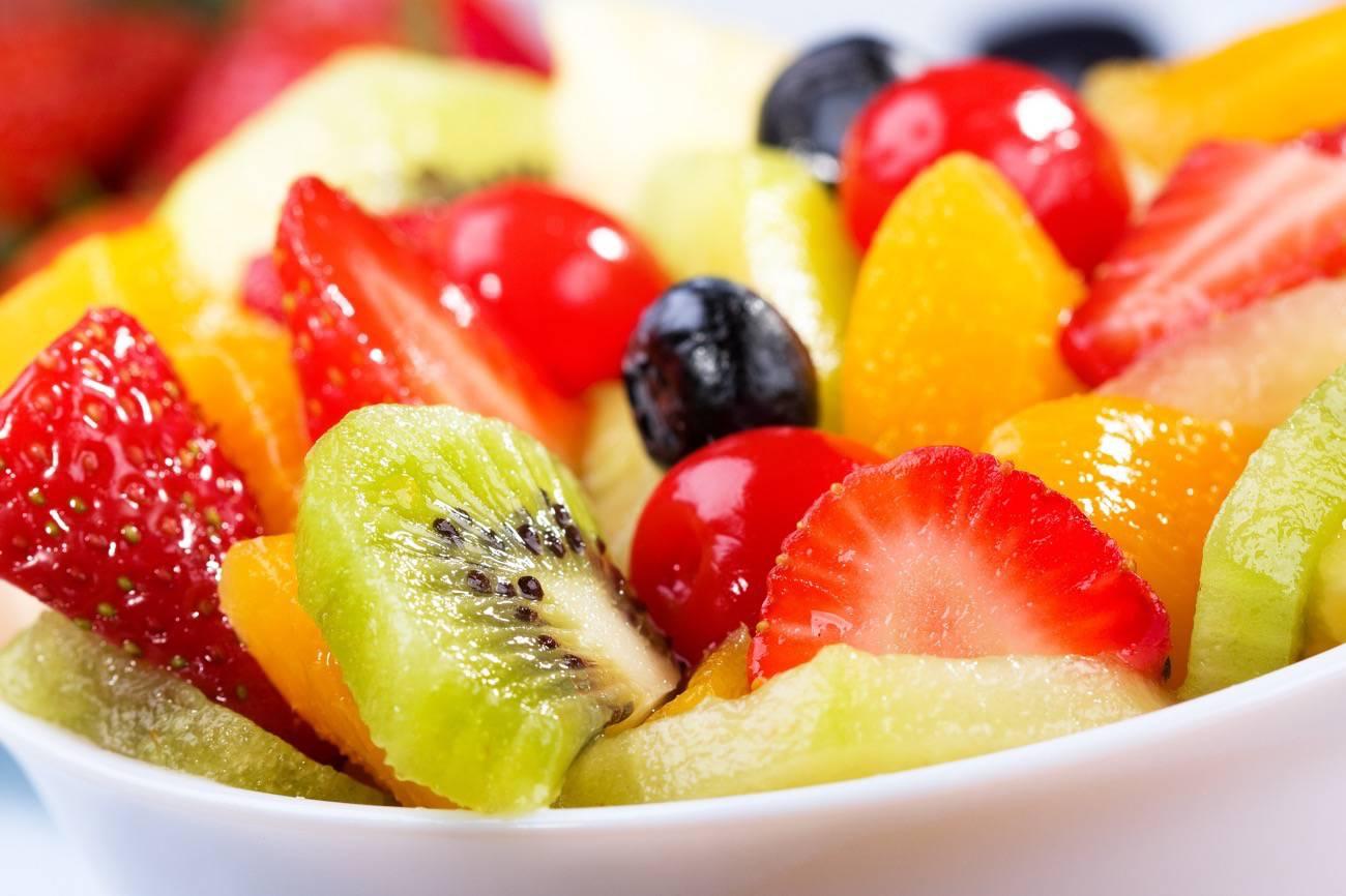 Resultado de imagen para ensalada de frutas
