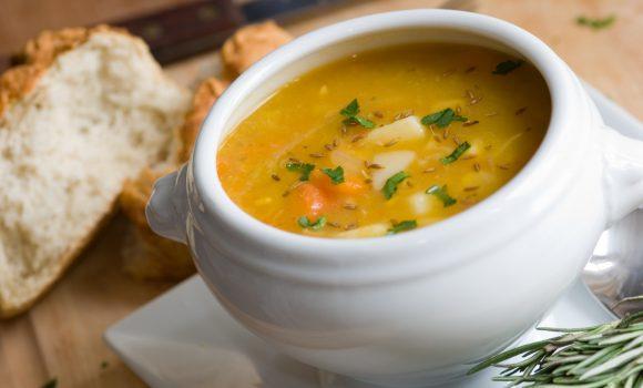 Recetas de sopa ¡Reconfortantes!