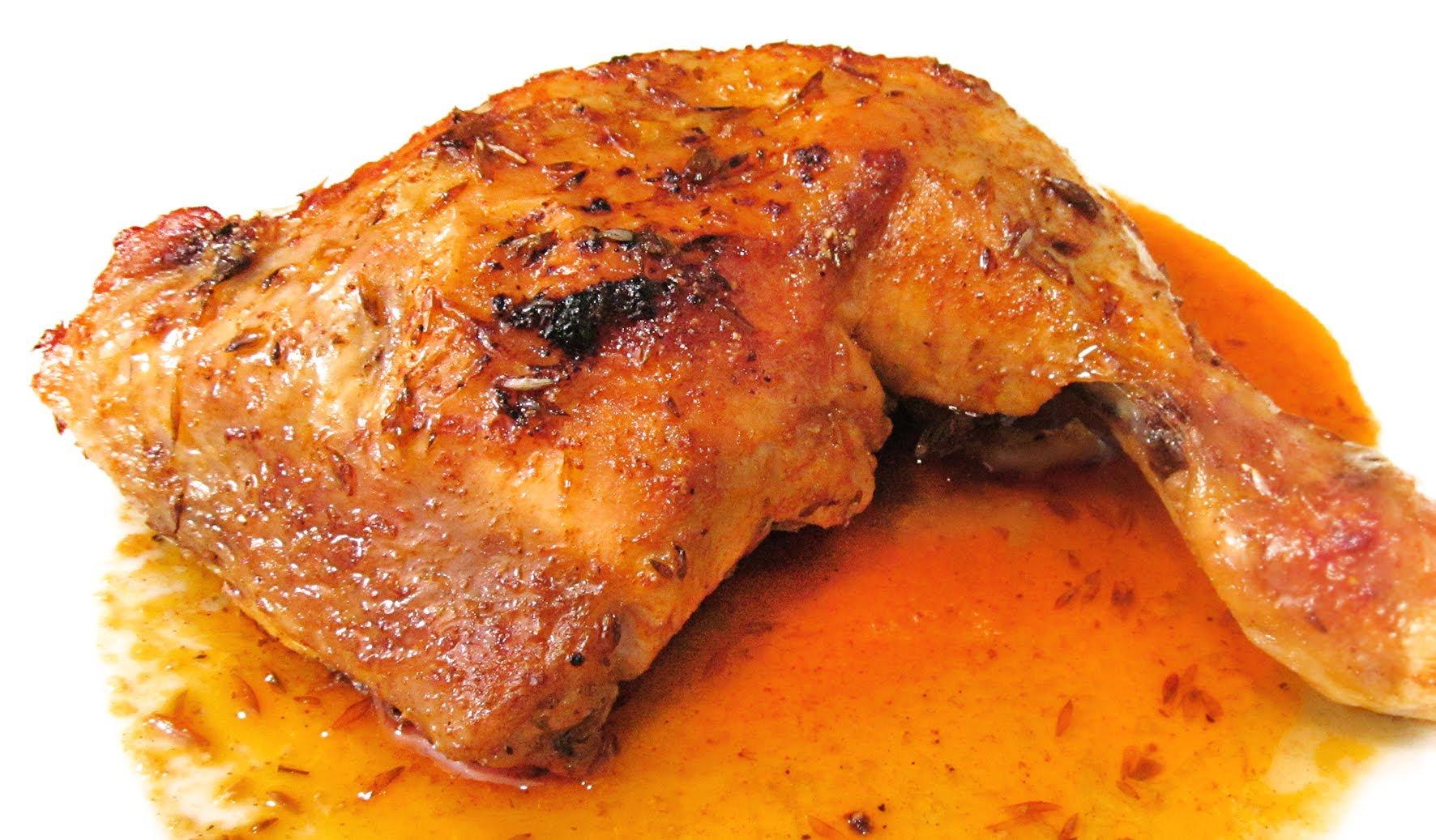 Patas de pollo al horno mil recetas for Cocinar 2 muslos de pollo