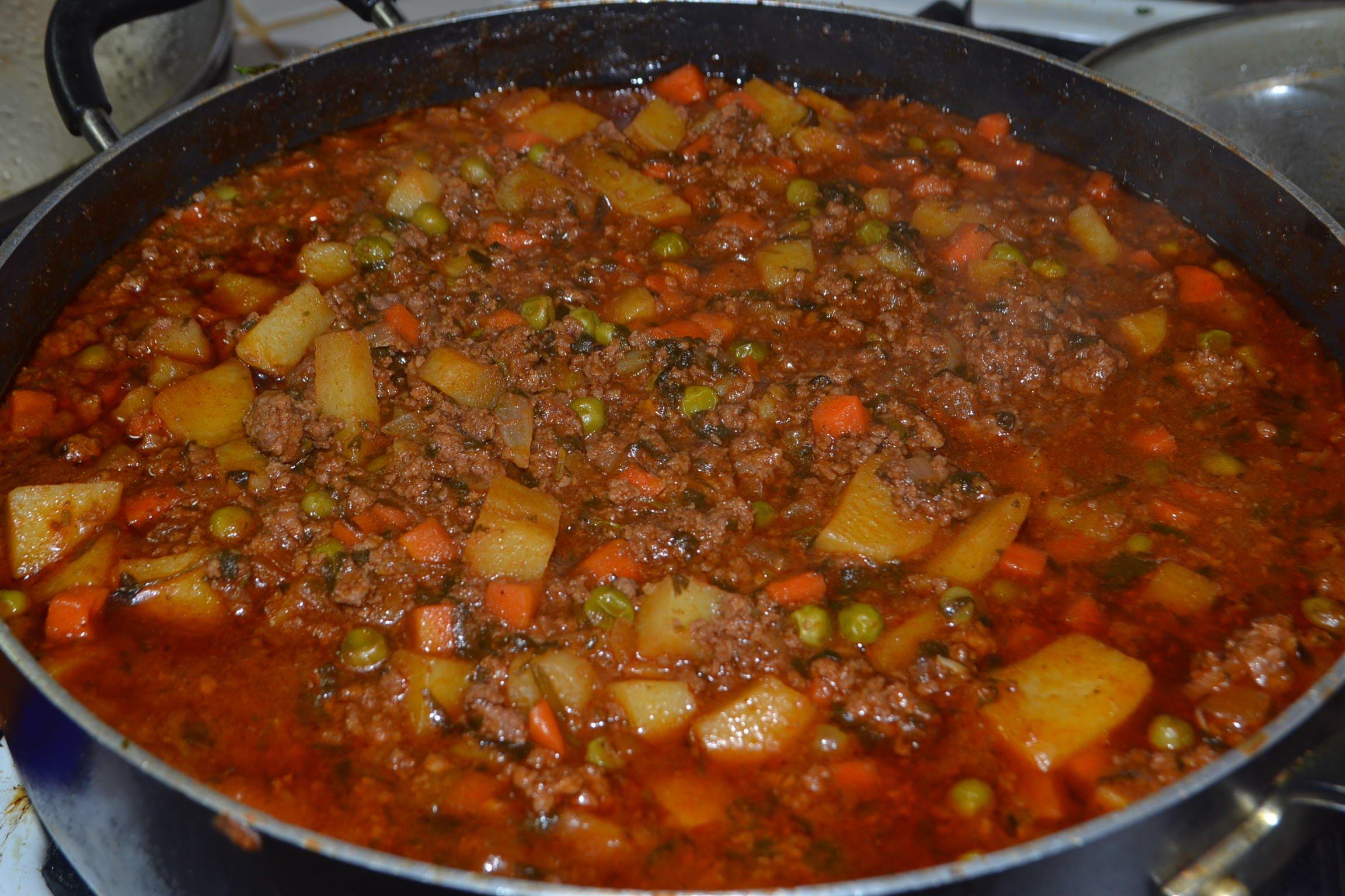 Recetas con carne molida para variar en el mes mil recetas - Que cocinar con carne picada ...