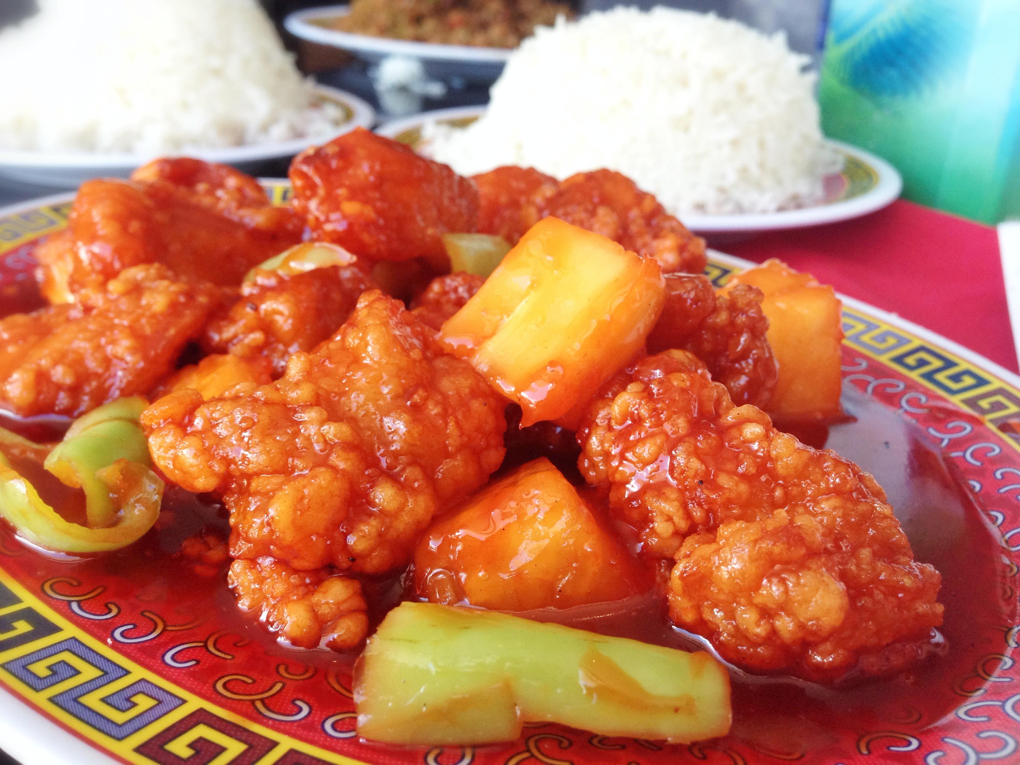 Recetas de comida china exquisitas mil recetas for Resetas para comidas