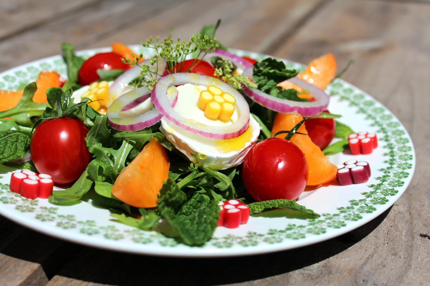 ensaladas de verduras recetas