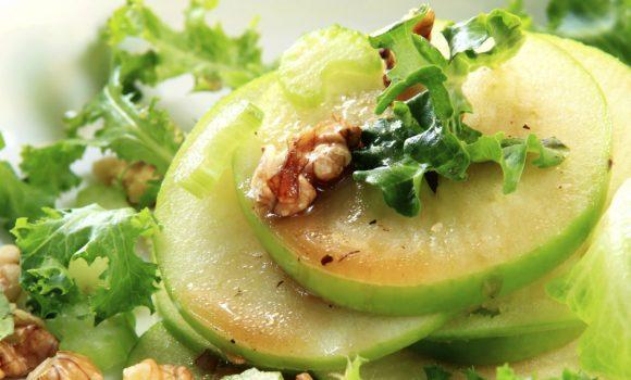 Recetas de ensaladas verdes deliciosas