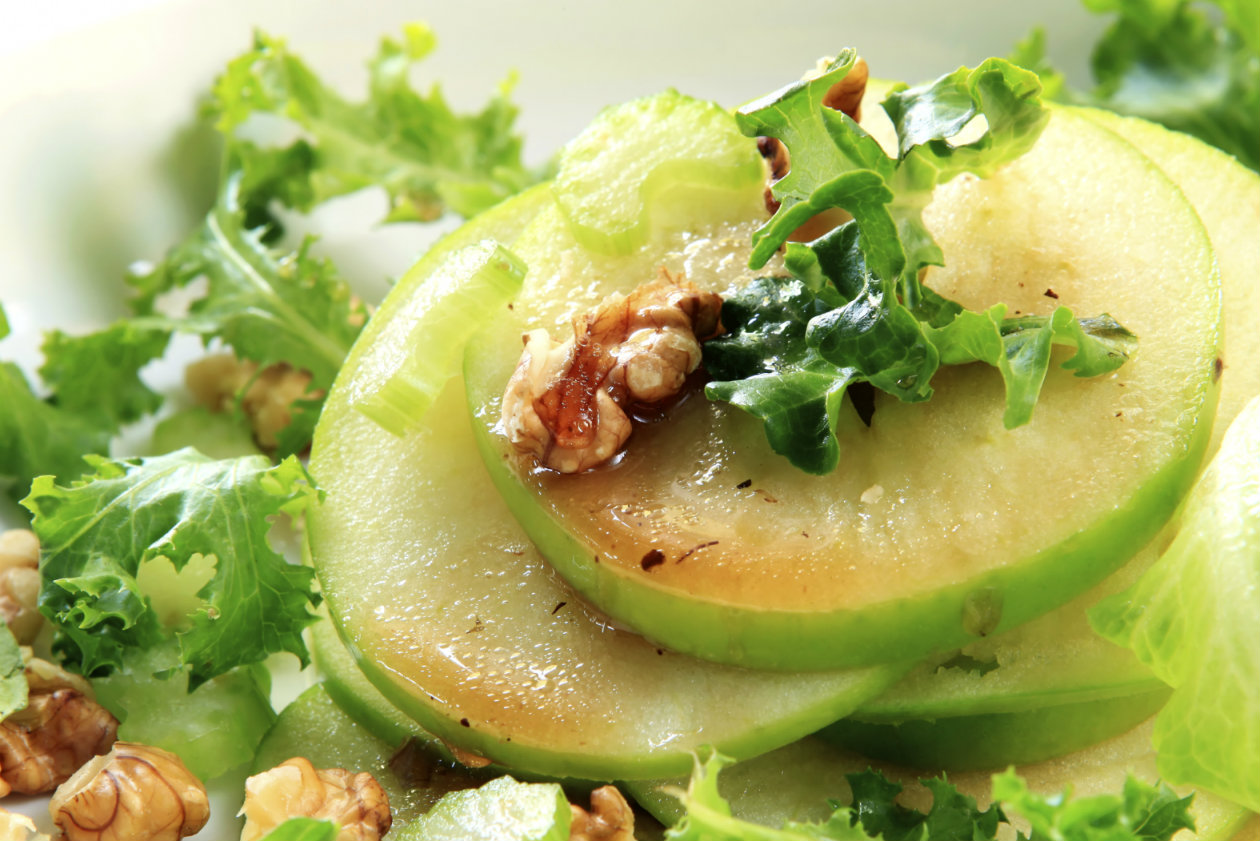 ensaladas verdes sencillas - photo #31