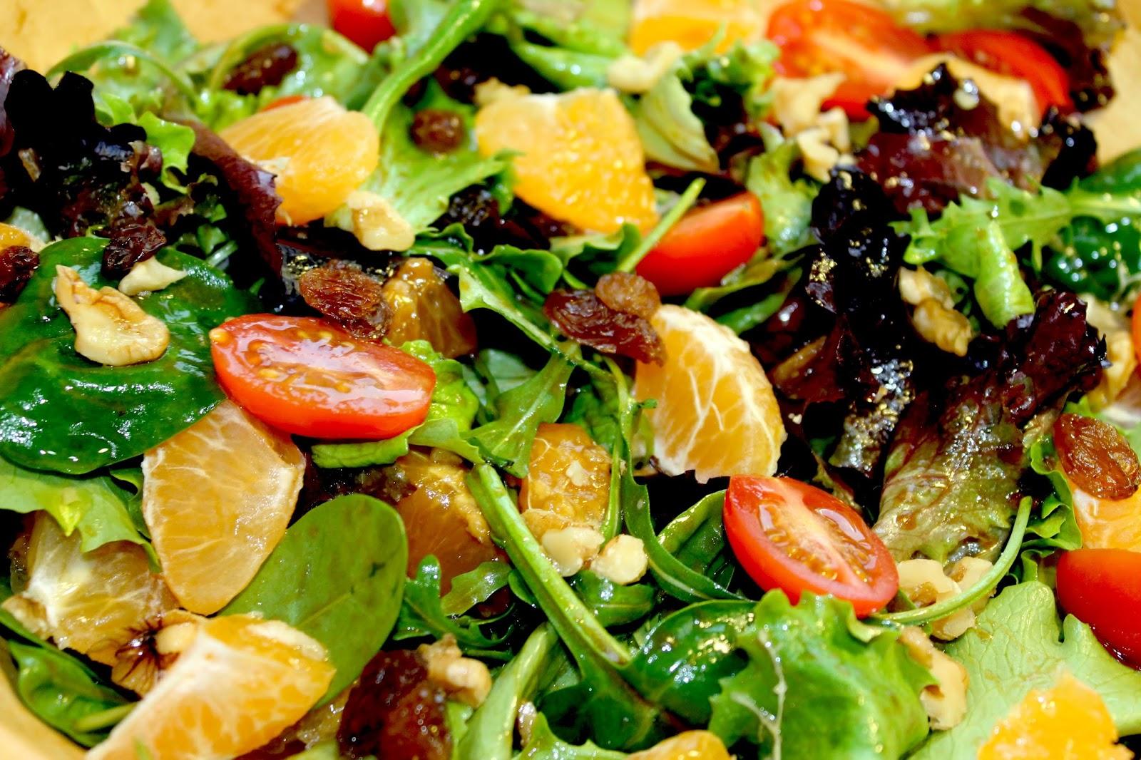recetas de ensaladas verdes deliciosas mil recetas