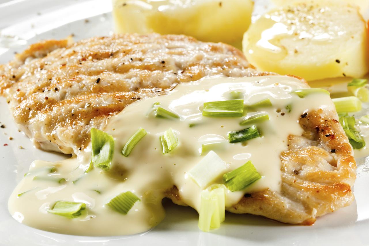 Recetas de pollo en salsa ideales para comer en familia mil recetas - Salsas para pechuga de pollo ...