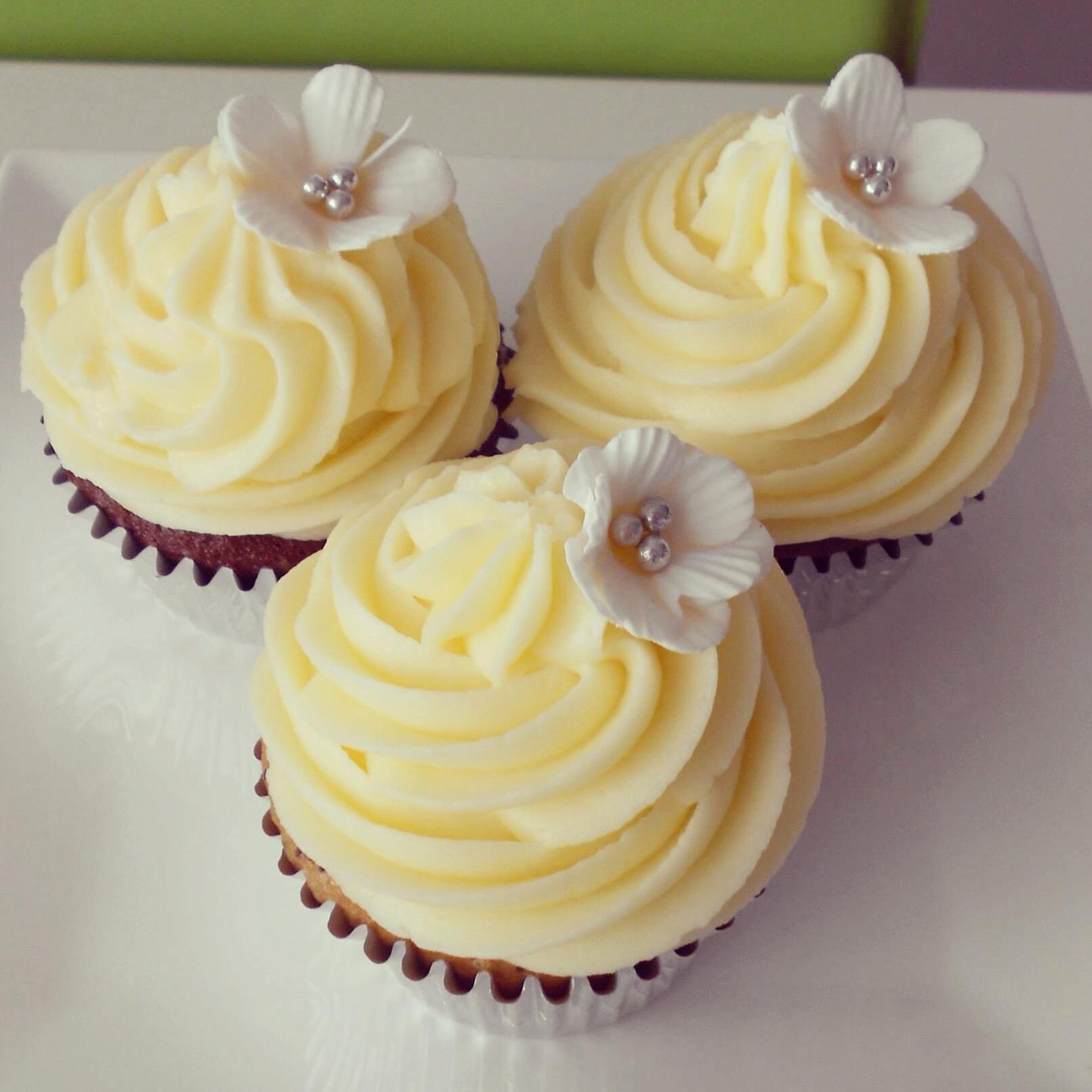 Cobertura Frosting Para Hacer Más Lindos Tus Cupcakes