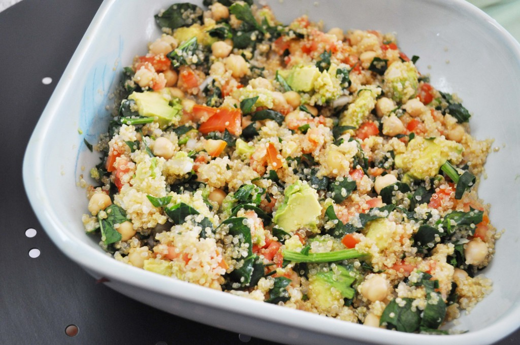 Quinoa recetas ideales para variar en la semana mil recetas for Como cocinar quinoa