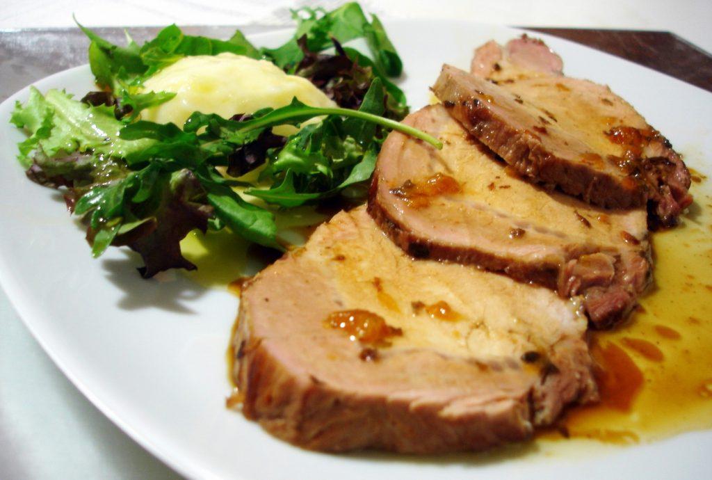 Recetas de lomo al horno para variar el men mil recetas - Recetas de bogavante al horno ...