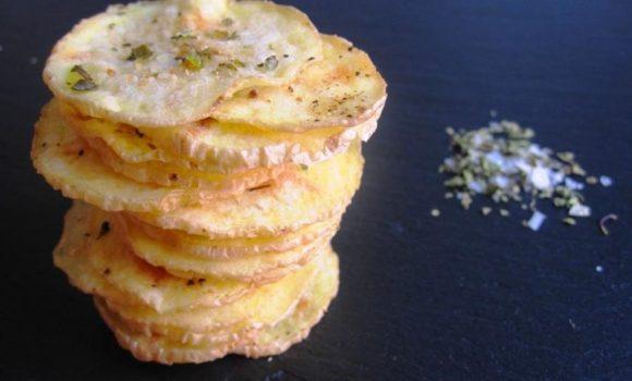 Patatas fritas microondas ¡Nunca había sido tan fácil!