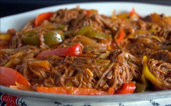 Carne deshebrada recetas