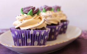 Cupcakes para bautizo, varias ideas para la decoración