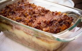 Receta pastel de carne ¡El más fácil y delicioso!