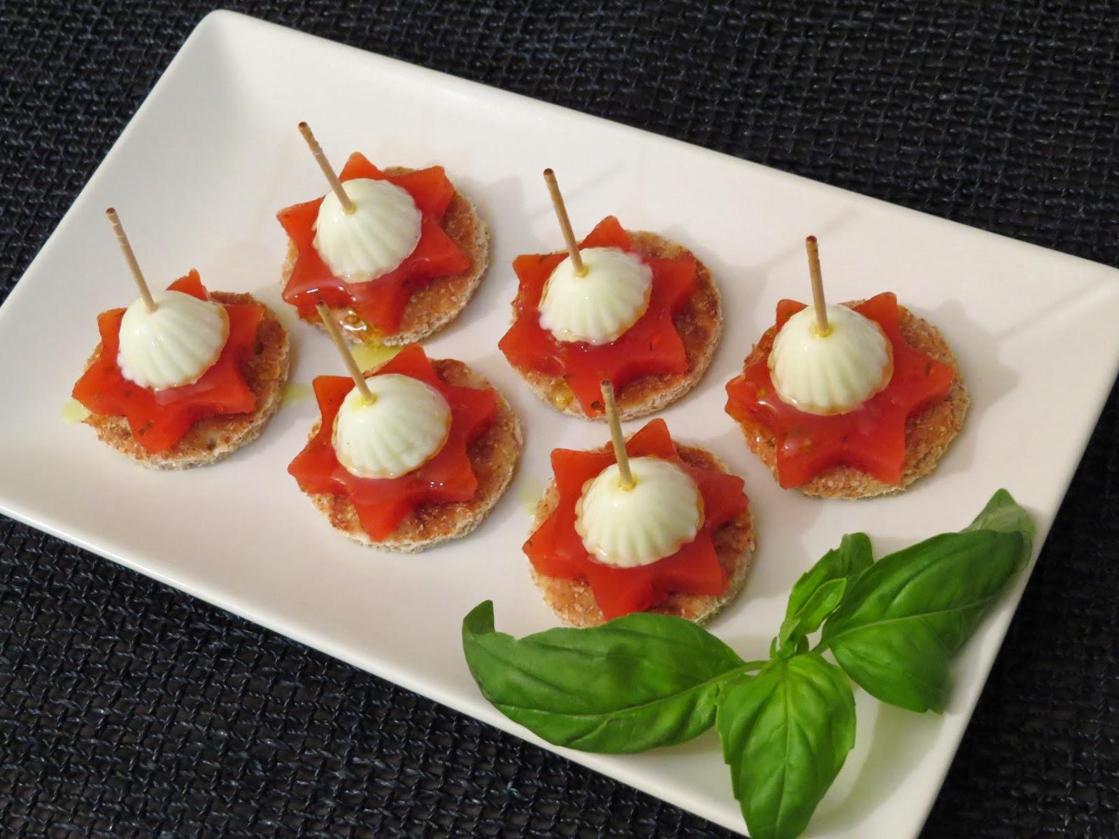 Gelatina de tomate ¡Atrévete a probarla!
