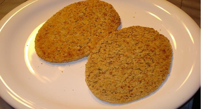 milanesa de trigo