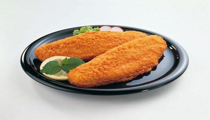 milanesa de pescado