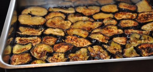 Berenjena rellena de verduras deliciosa mil recetas - Berenjena rellena al horno ...