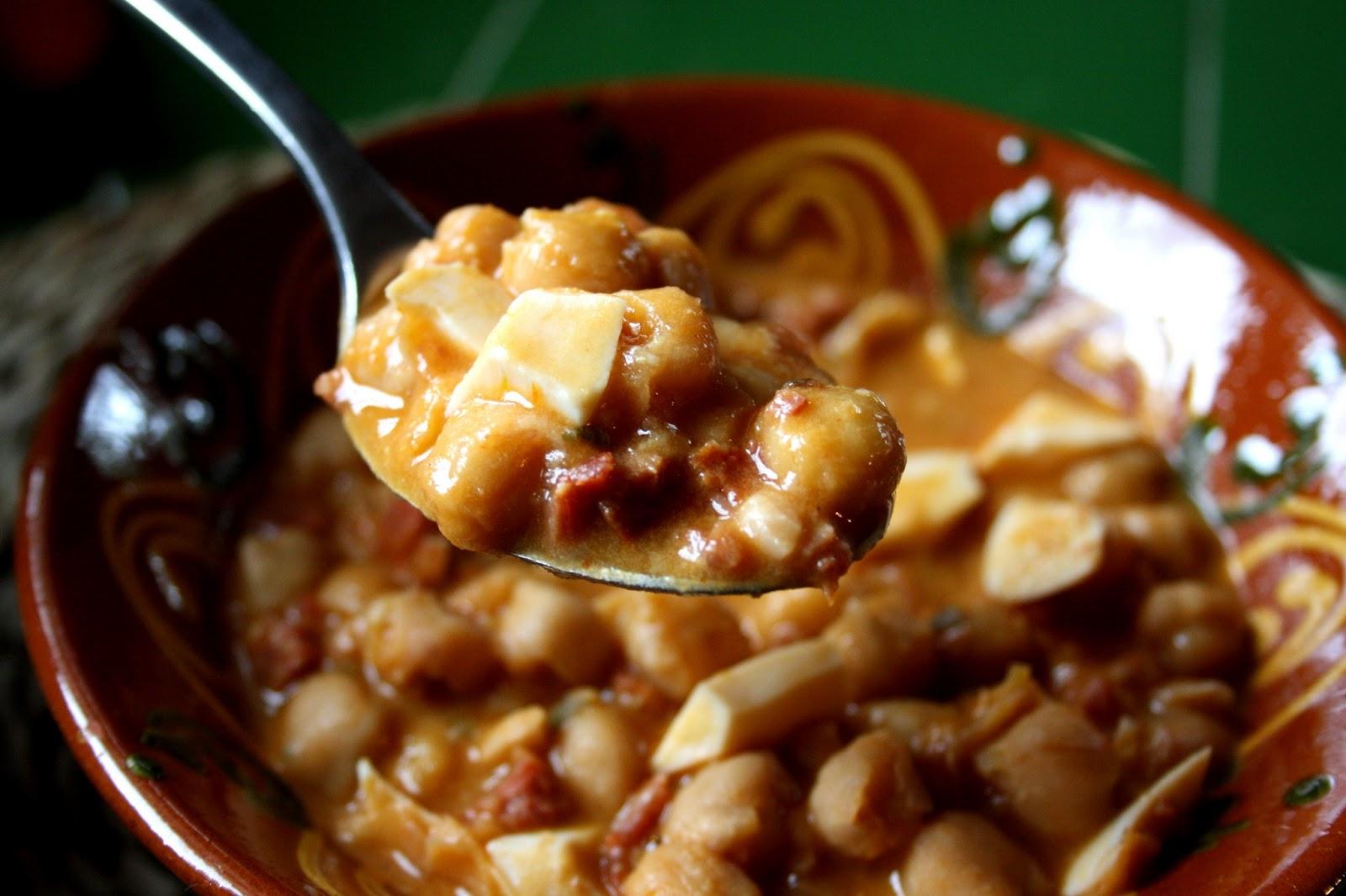 Garbanzo con chorizo 3 opciones ricas y f ciles de preparar for Cocinar garbanzos con chorizo