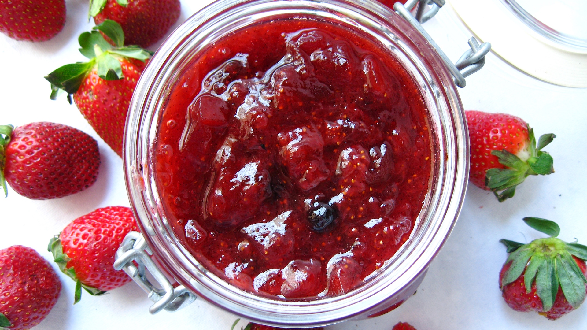 Como conservar las frutillas en el freezer