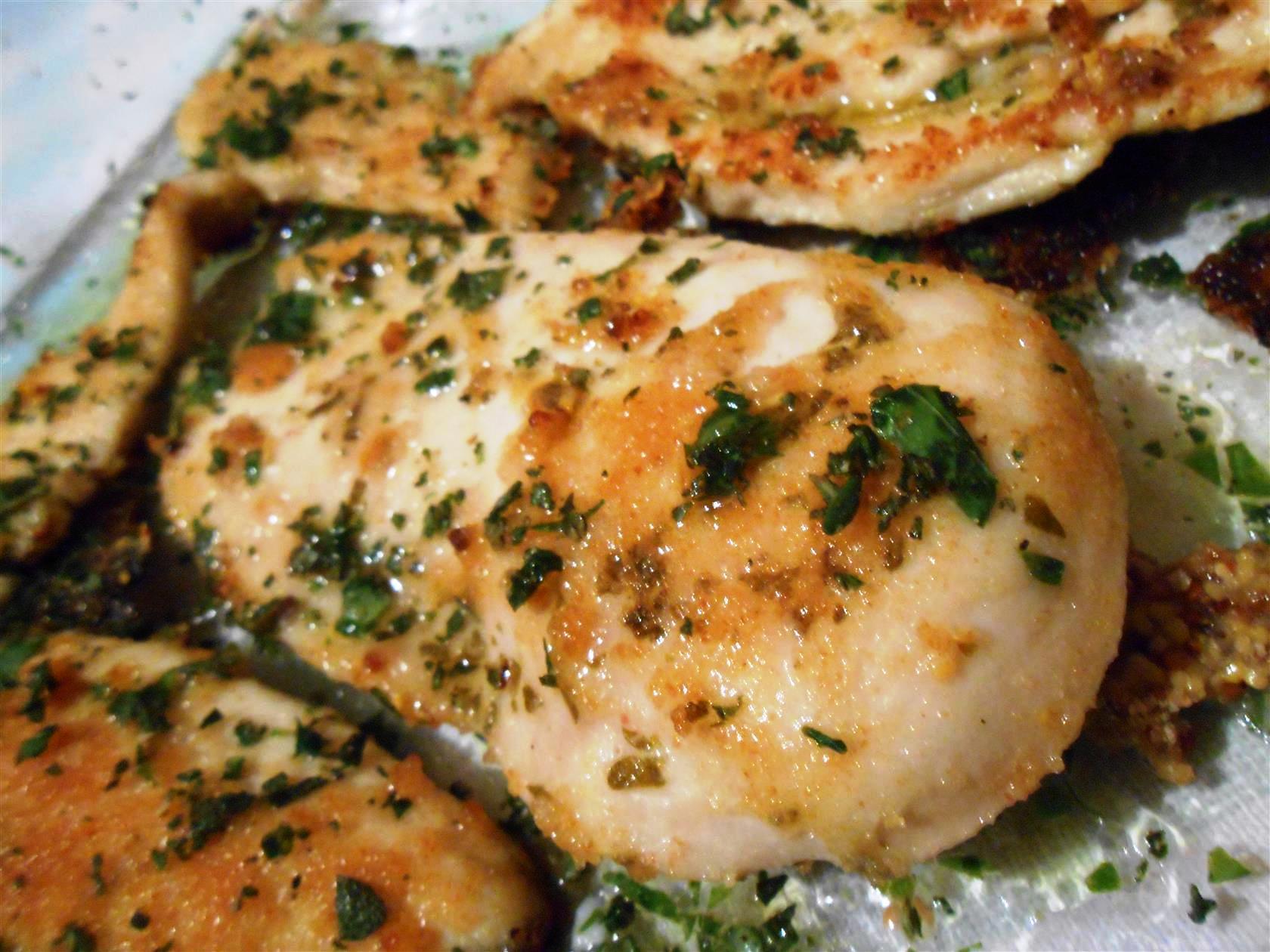 how to cook milanesa de pollo