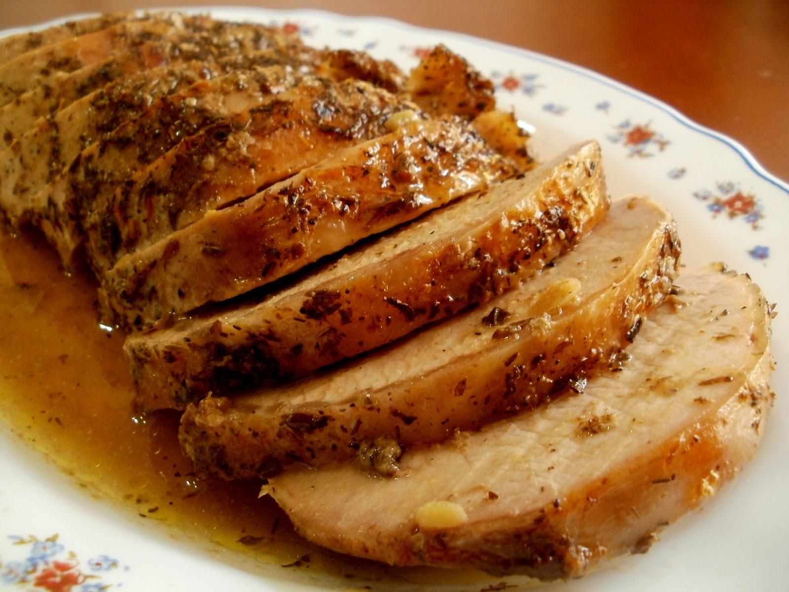 Carne De Cerdo Al Horno Mil Recetas