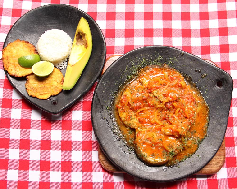 Bagre en salsa criolla ¡Delicioso! – Mil Recetas