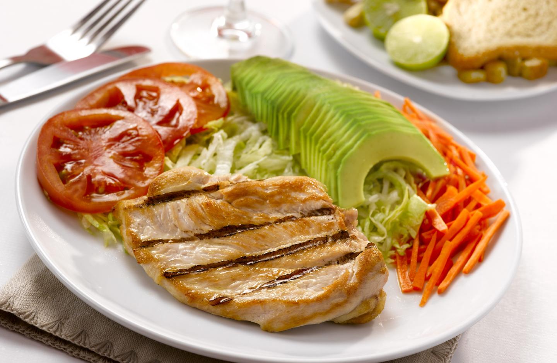 Recetas de almuerzo para bajar de peso